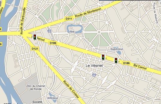 de nouveaux radars aux feux rouges en r gion parisienne le blog 100 radars. Black Bedroom Furniture Sets. Home Design Ideas