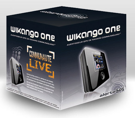 wikango one alertegps le blog 100 radars. Black Bedroom Furniture Sets. Home Design Ideas