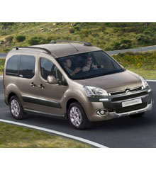 Citroen Berlingo radar embarqué