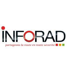 Inforad logo