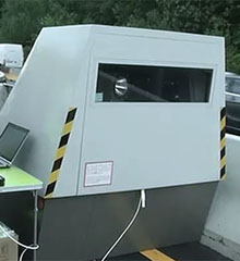 cabine radar autonome